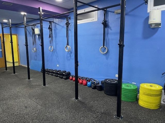 centros de deporte cáceres