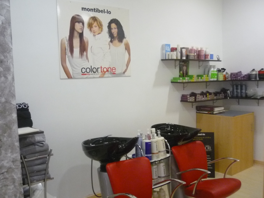 salón de peluquería cáceres