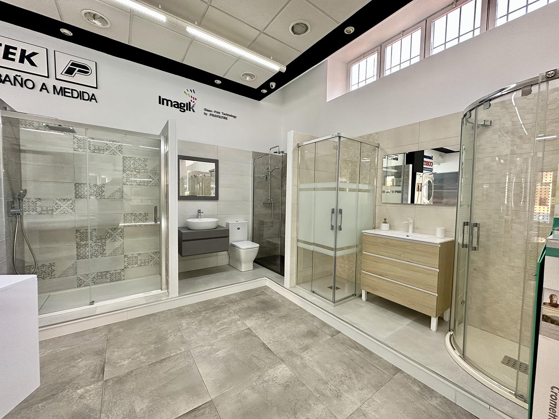 Interior de Nuestra Exposición