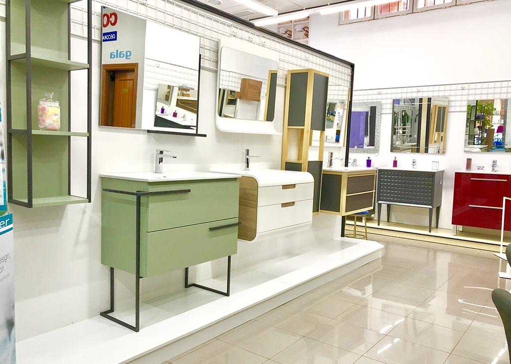 muebles de baños cáceres