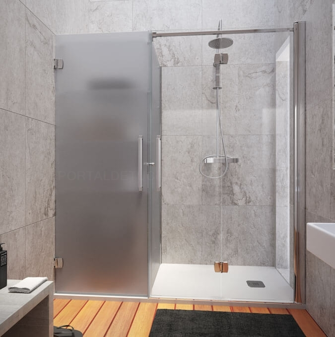 Pásate a la ducha.