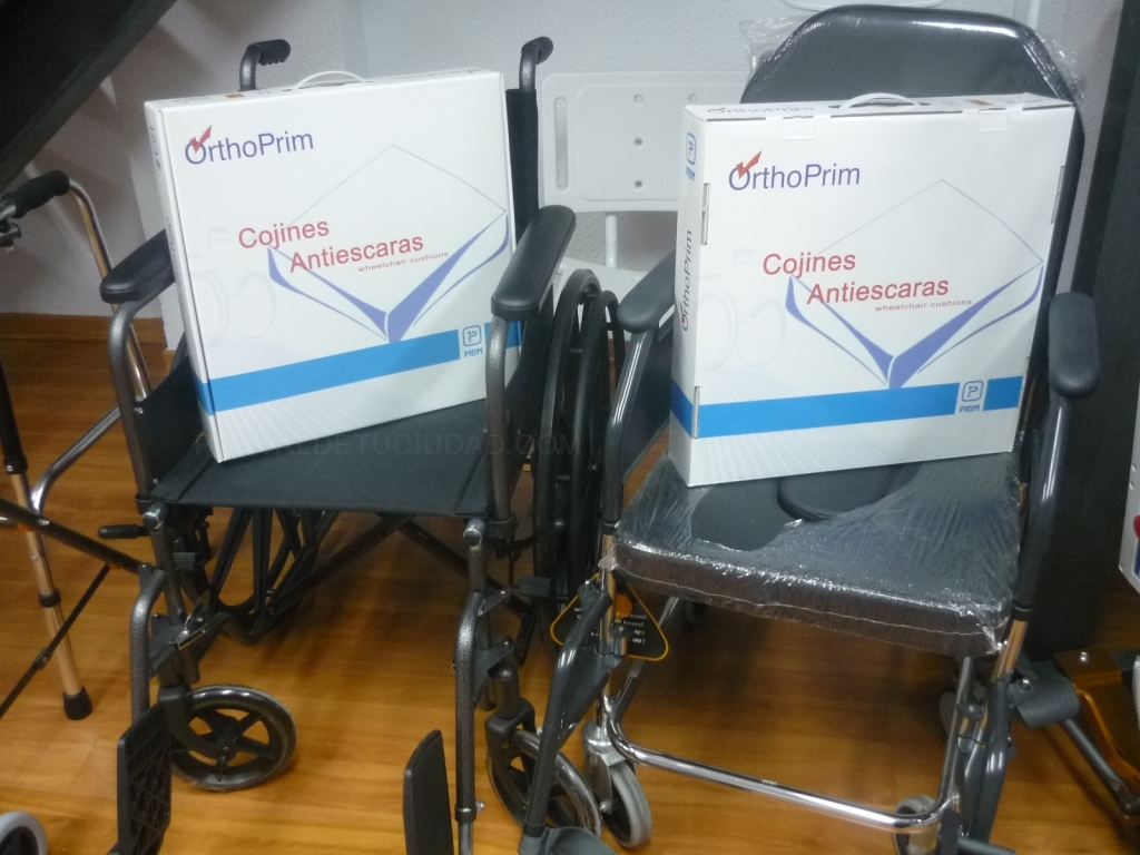 equipamientos médicos cáceres