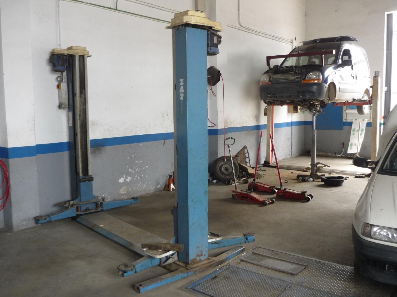 reparación de automóviles cáceres