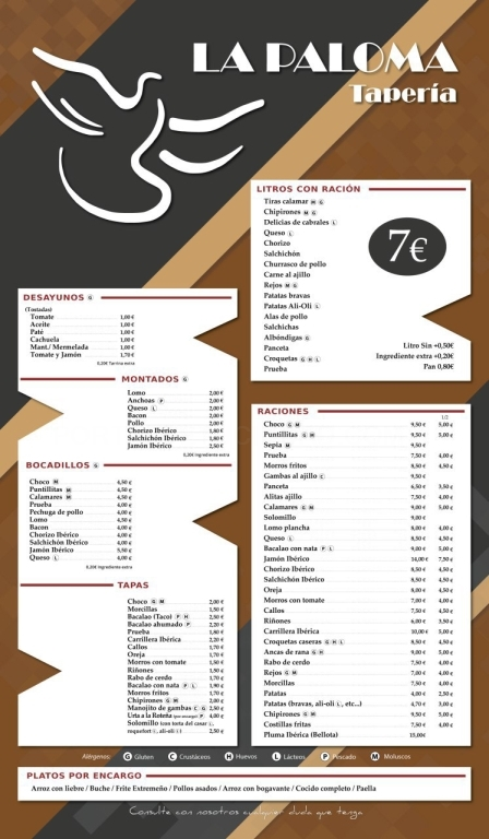comidas de empresas cáceres