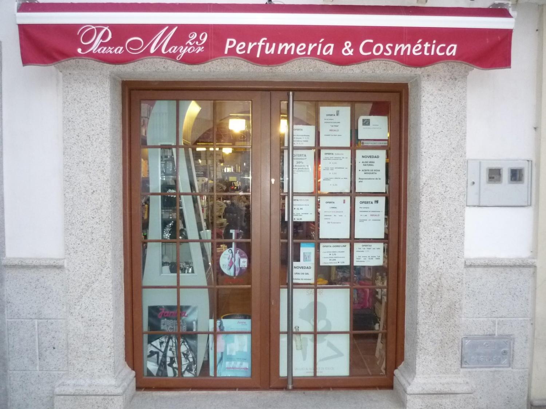 Plaza Mayor 29 - Perfumería, Joyería y Cosmética