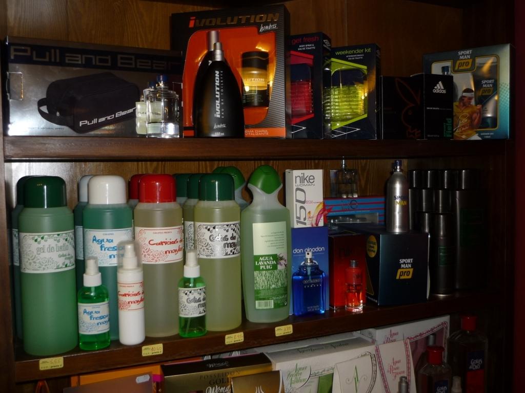 perfumerías malpartida de cáceres