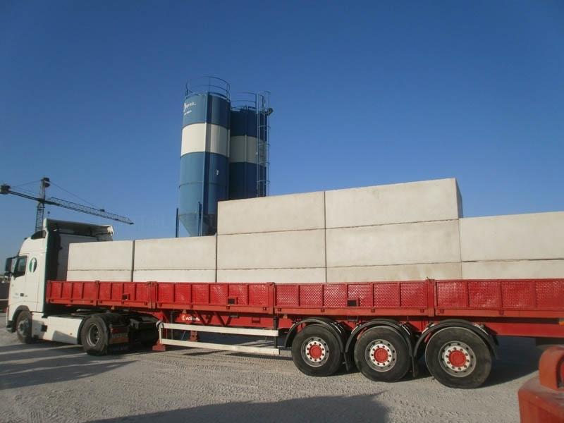 prefabricados de hormigón en cáceres