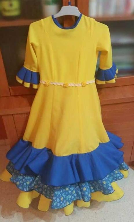 arreglos de trajes de flamenca cáceres