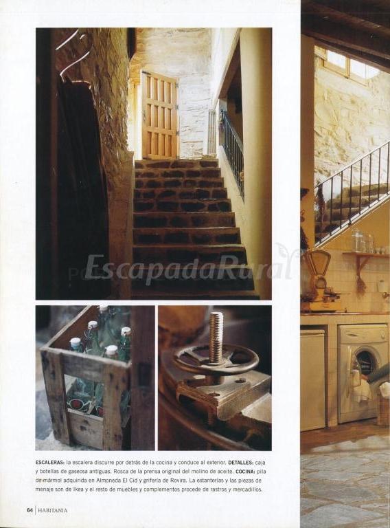 casa rural el molino cáceres