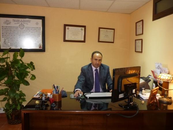 Procurador en Cáceres Juan Carlos Avís Rol