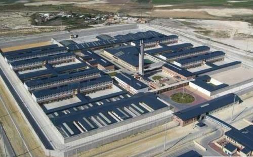 instituciones penitenciarias cáceres, burgos, palencia, valladolid