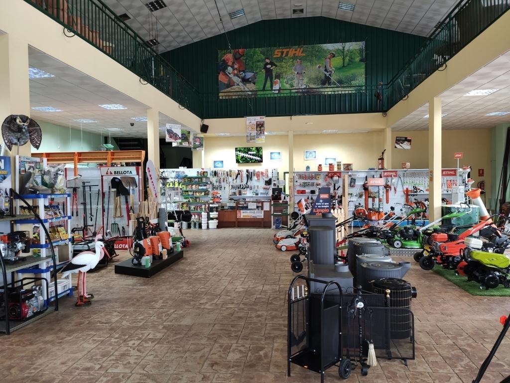 maquinaria agrícola cáceres