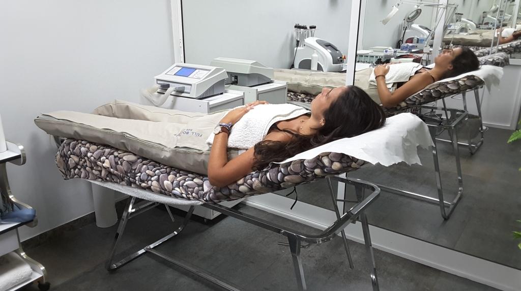 Presoterapia en Cáceres