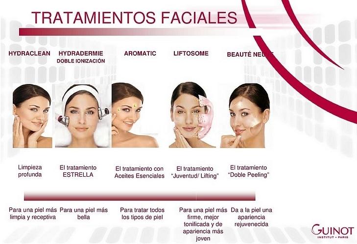 tratamientos corporales en Cáceres, Limpieza de cara en Cáceres