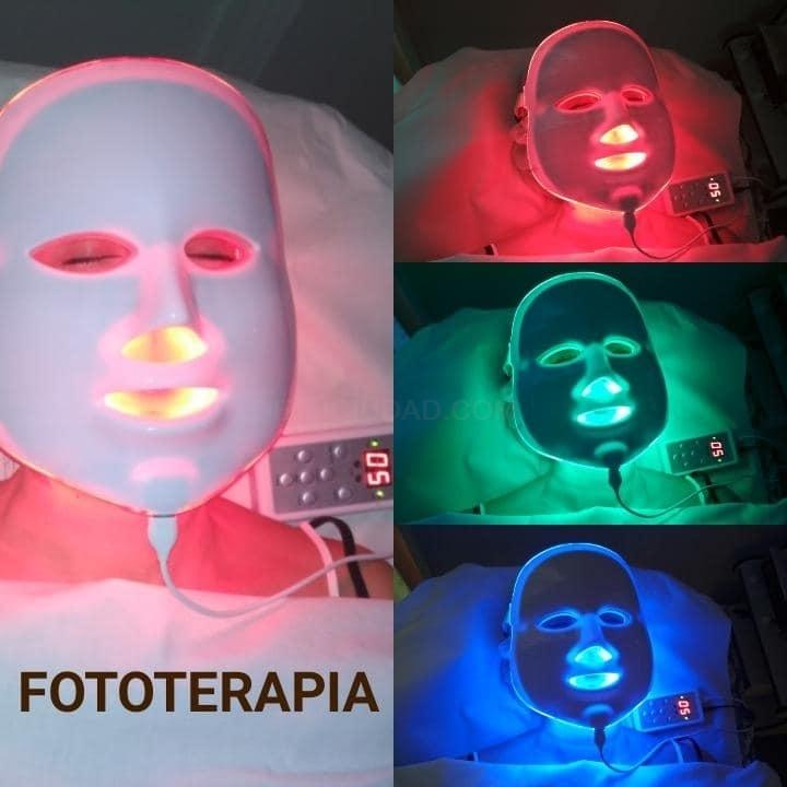 Fototerapia en Cáceres