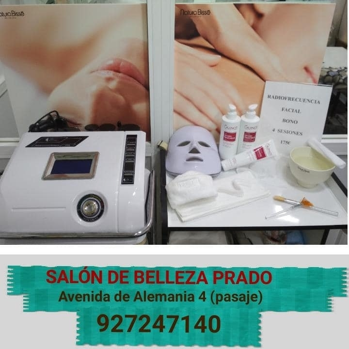 Tratamientos faciales en Cáceres, depilación en Cáceres