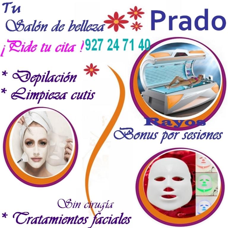 Ofertas en Rayos uva en Cáceres