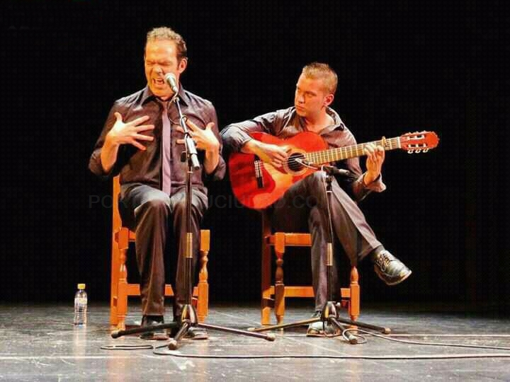 cantaor de flamenco cáceres