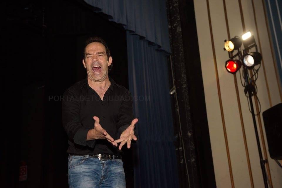 cante de flamenco faustino collado cáceres