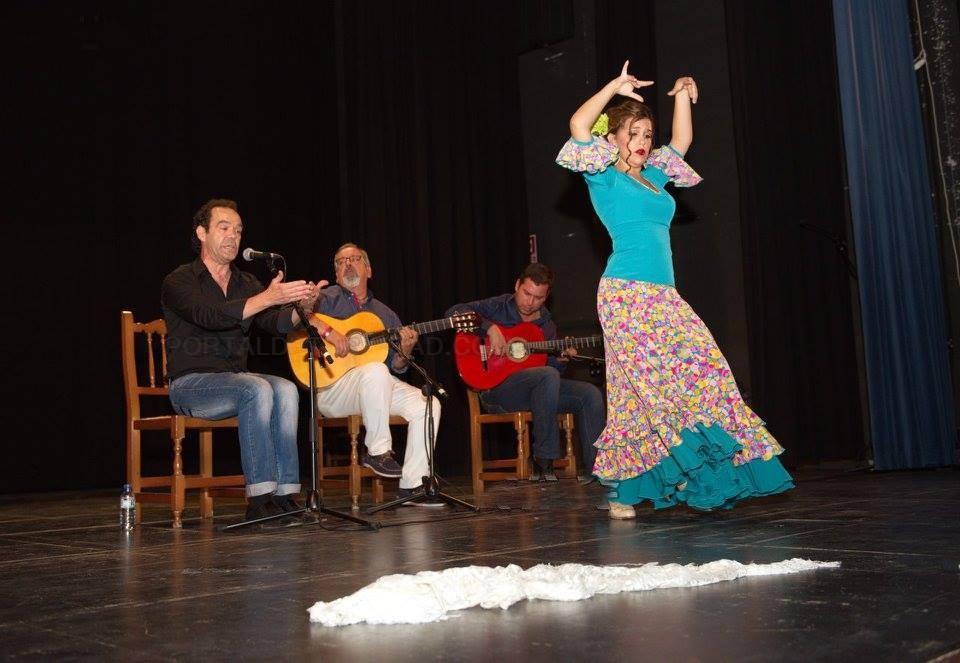 música de flamenco faustino collado cáceres
