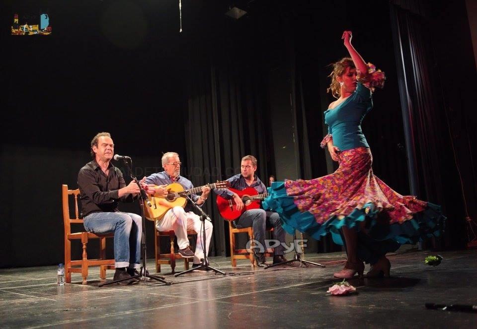 cantaor de flamenco en cáceres