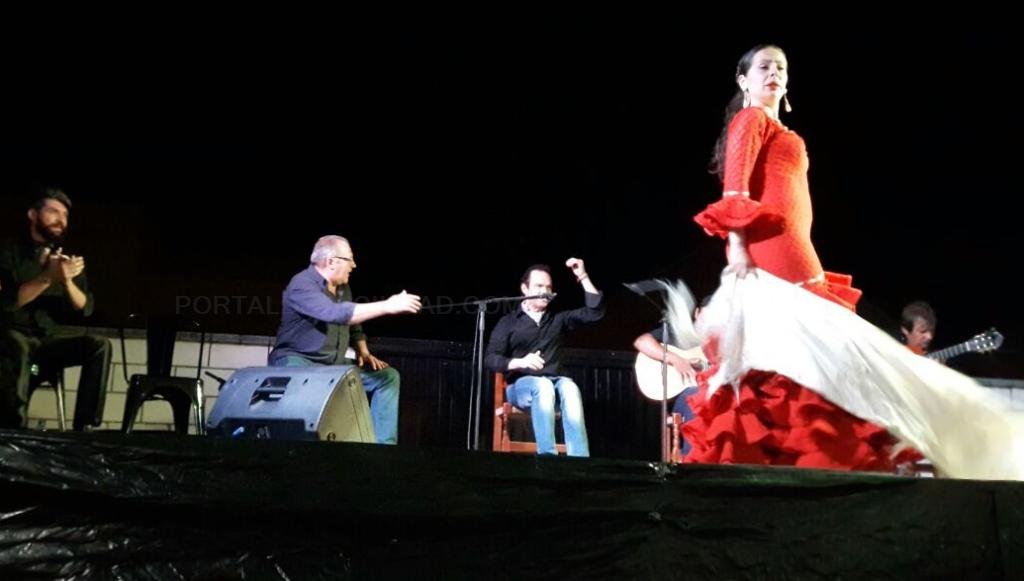 rumbas de flamenco cáceres