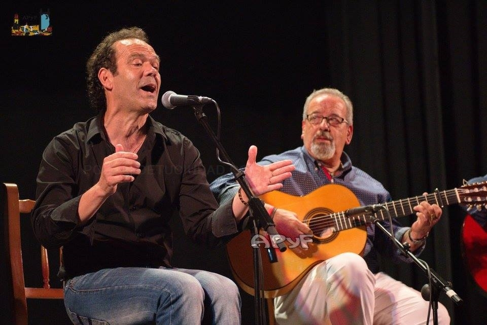 bulerías de flamenco cáceres