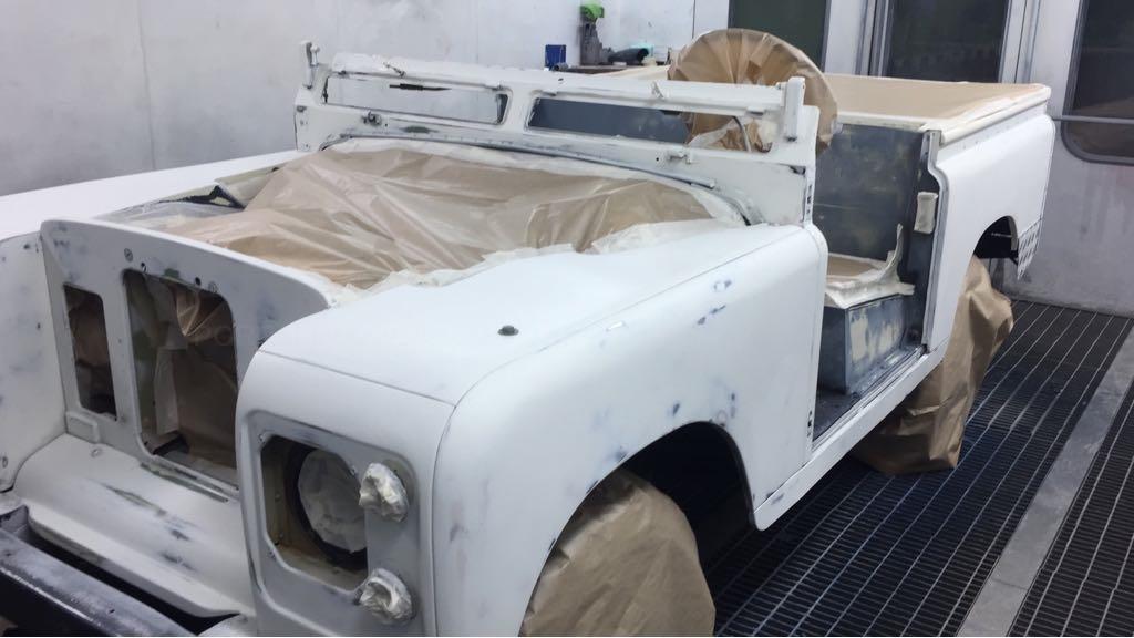 chapa y pintura de coches cáceres