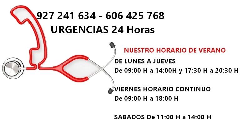 Clinica veterinaria abierta en Cáceres