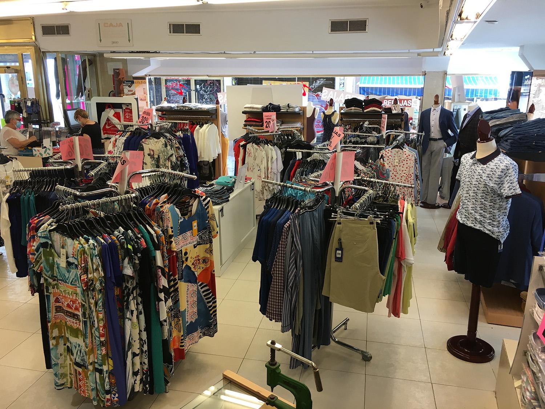 tiendas de ropa cáceres
