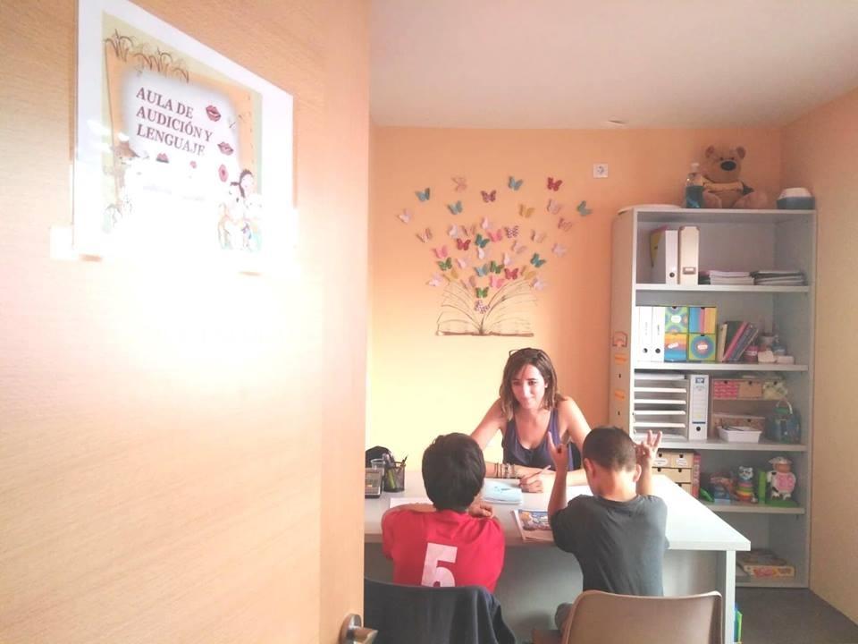 centro de estudios para niños con dificultades de aprendizaje en caceres