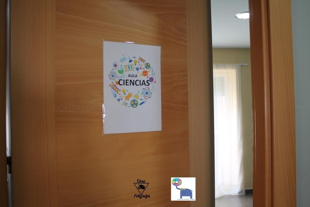 centro de estudios en el centro de caceres