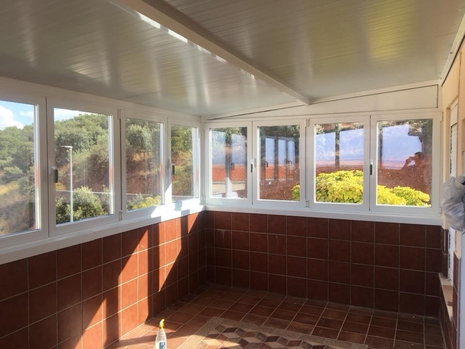 instalacion de cortinas de vidrio caceres