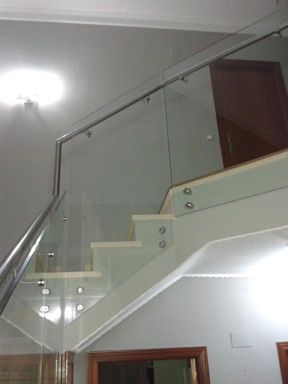 puerta de aluminio caceres