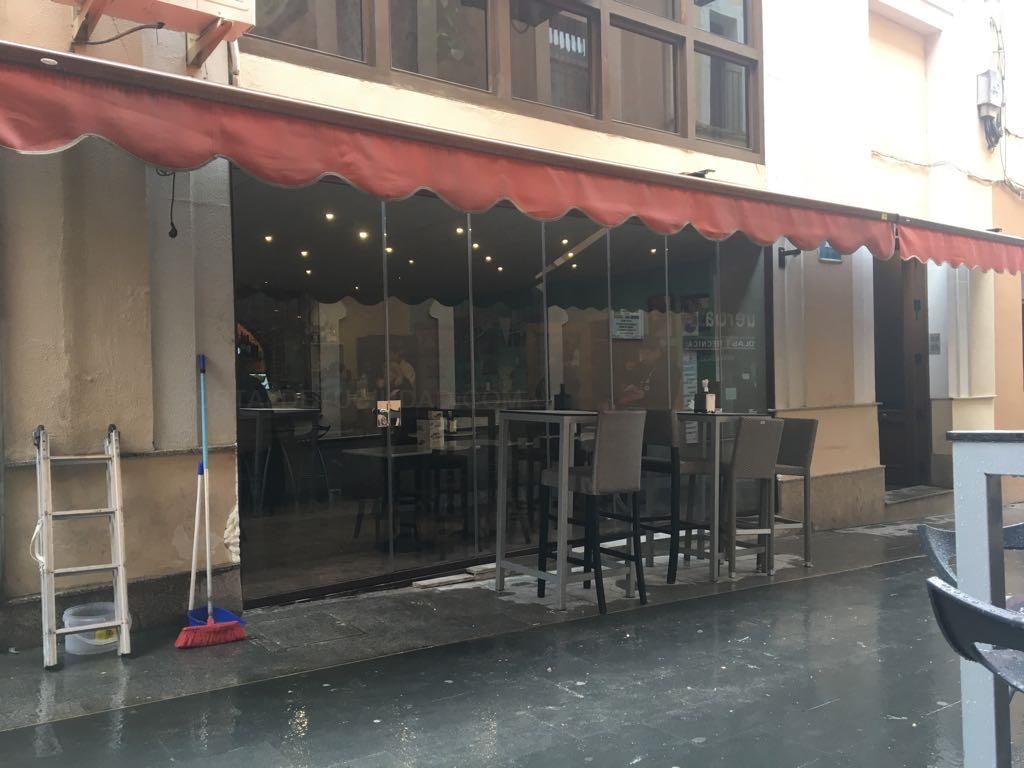 cortinas de cristal en caceres