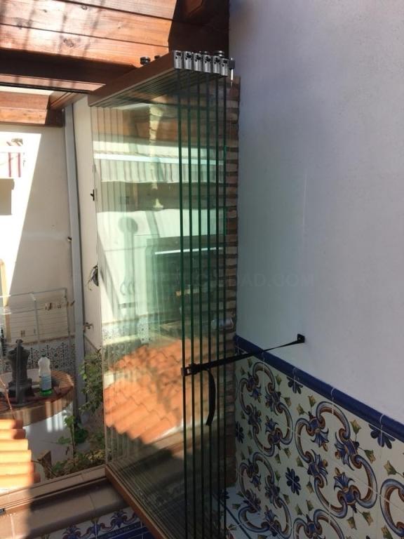cortinas de cristal viviendas caceres