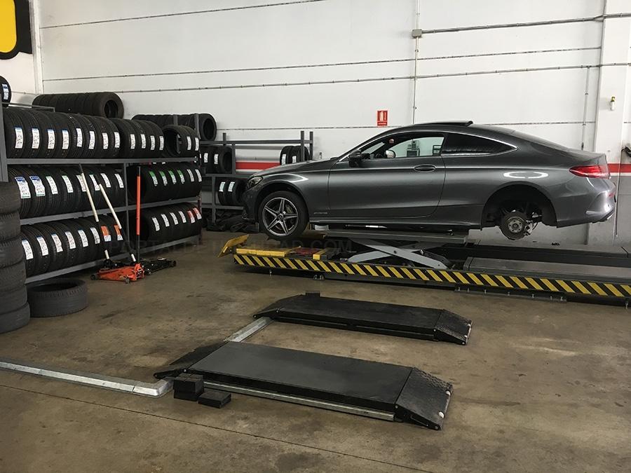 venta de neumáticos km 0 cáceres