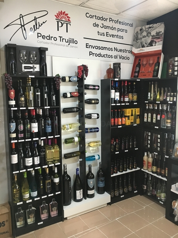 tienda de productos ibéricos cáceres
