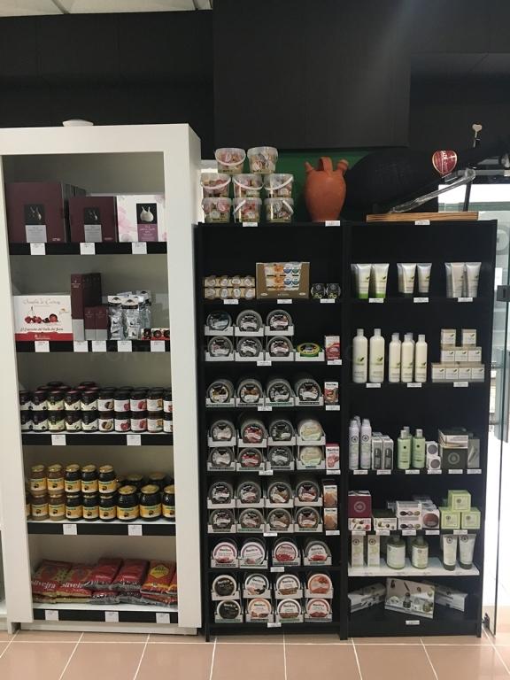 tienda de productos gourmet cáceres