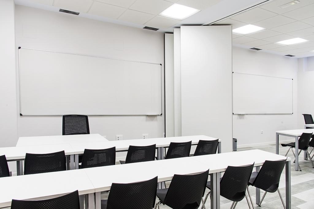centro de formación de universidad