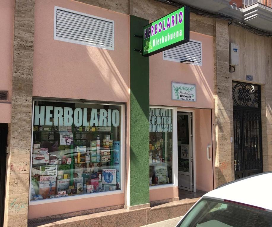 herbolario hierbabuena cáceres