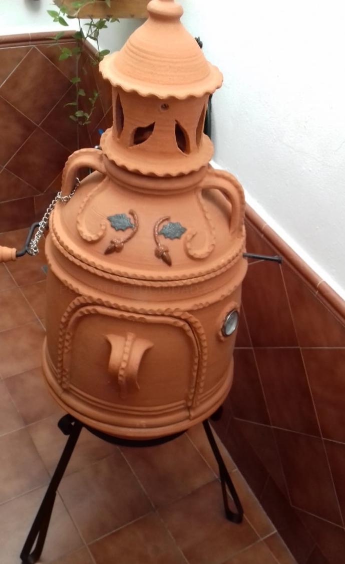 artesanía de barro cáceres