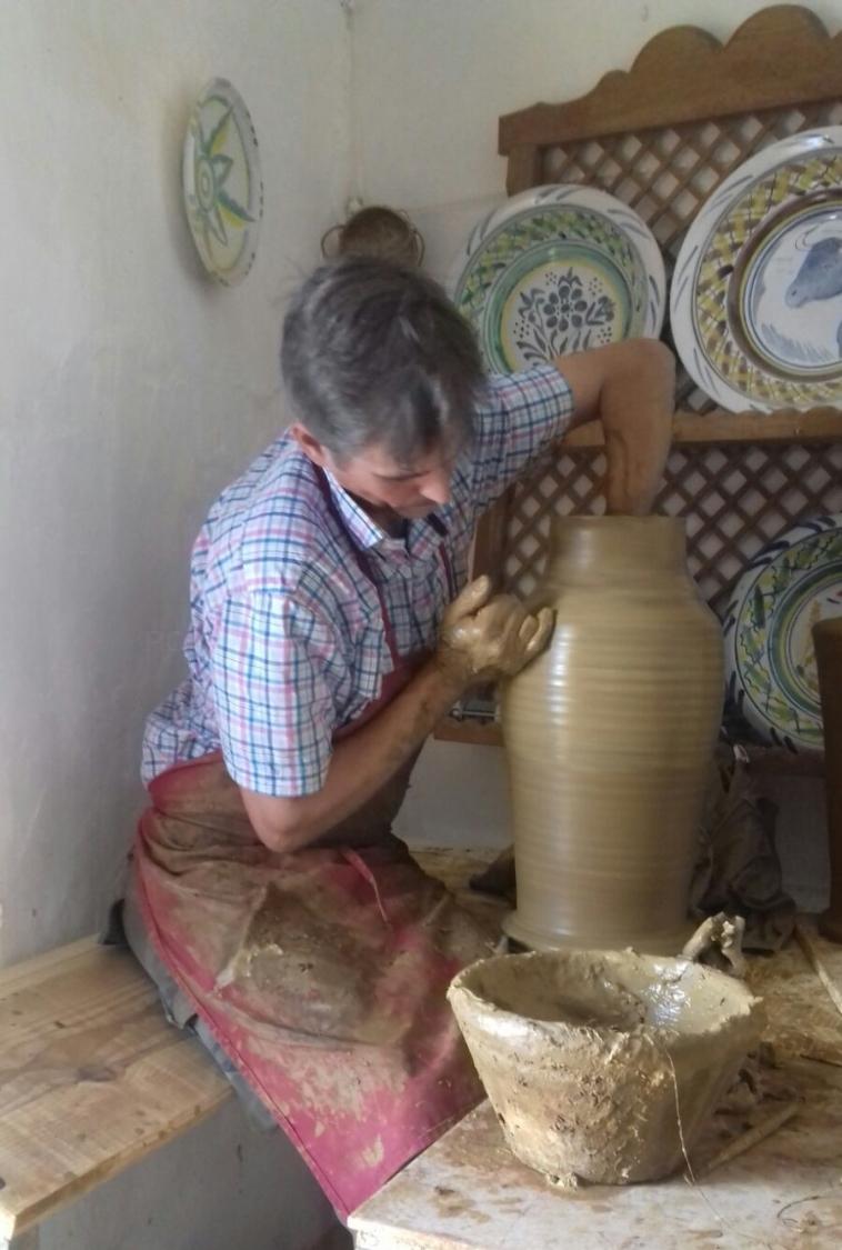 alfareros tradicionales cáceres