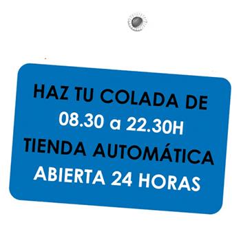 Open Blue Lavandería y Tienda Autoservicio 24 Horas