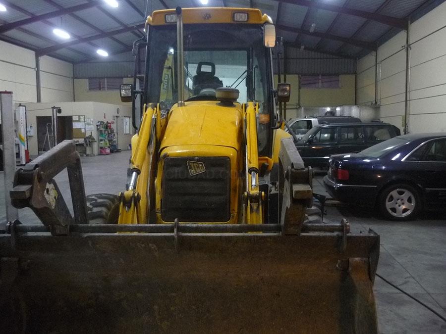 reparación de vehículos industriales cáceres