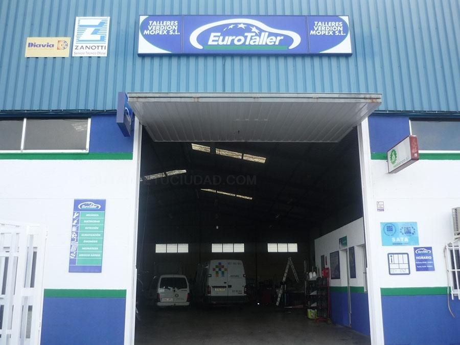 talleres mecánicos para automóviles cáceres