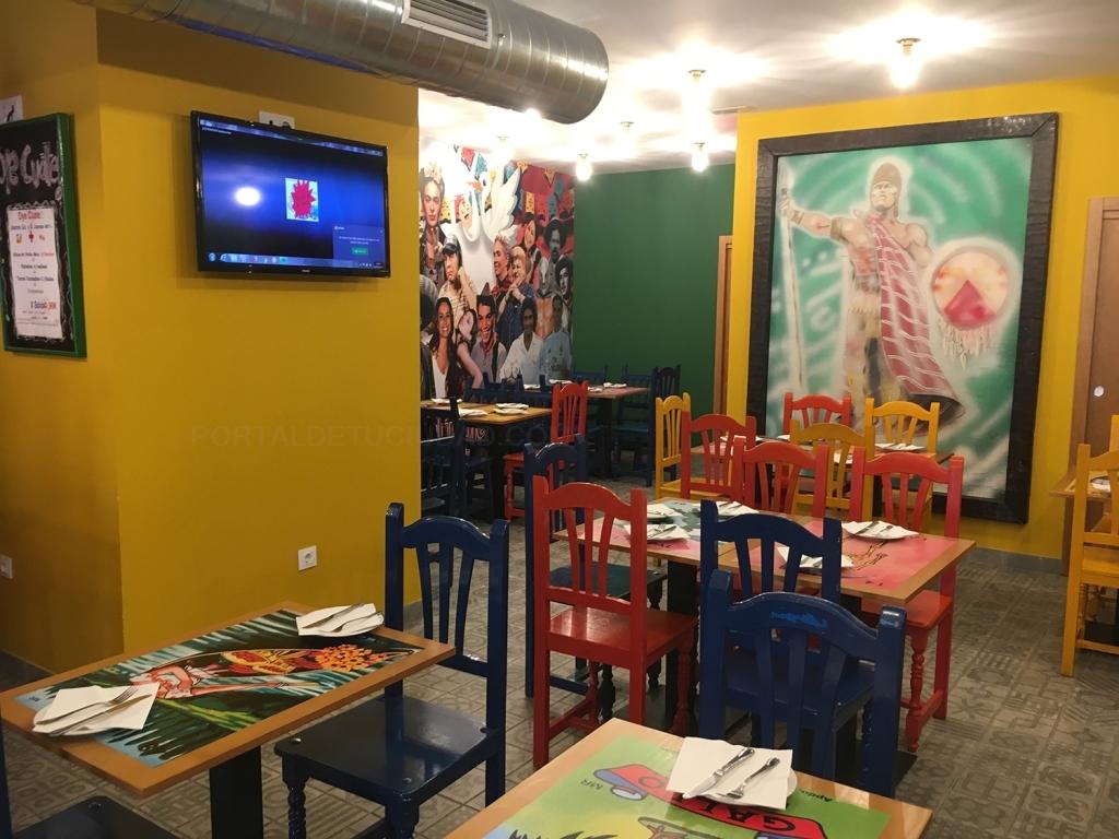 restaurantes mexicanos cáceres