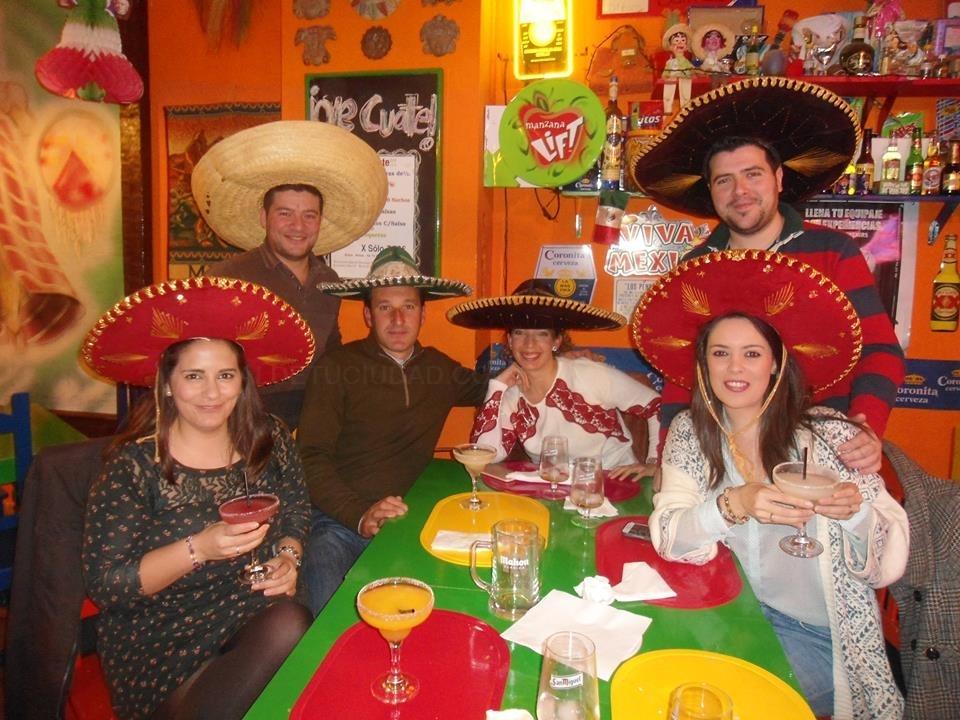 nachos mexicanos cáceres