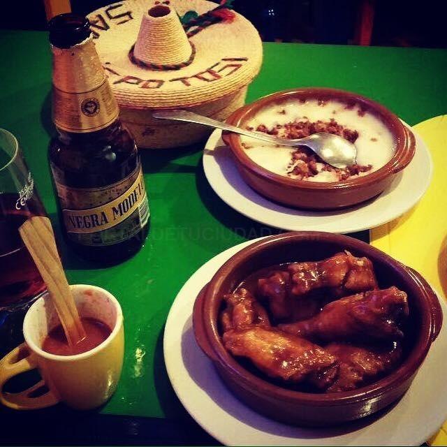 pollo mexicanos cáceres