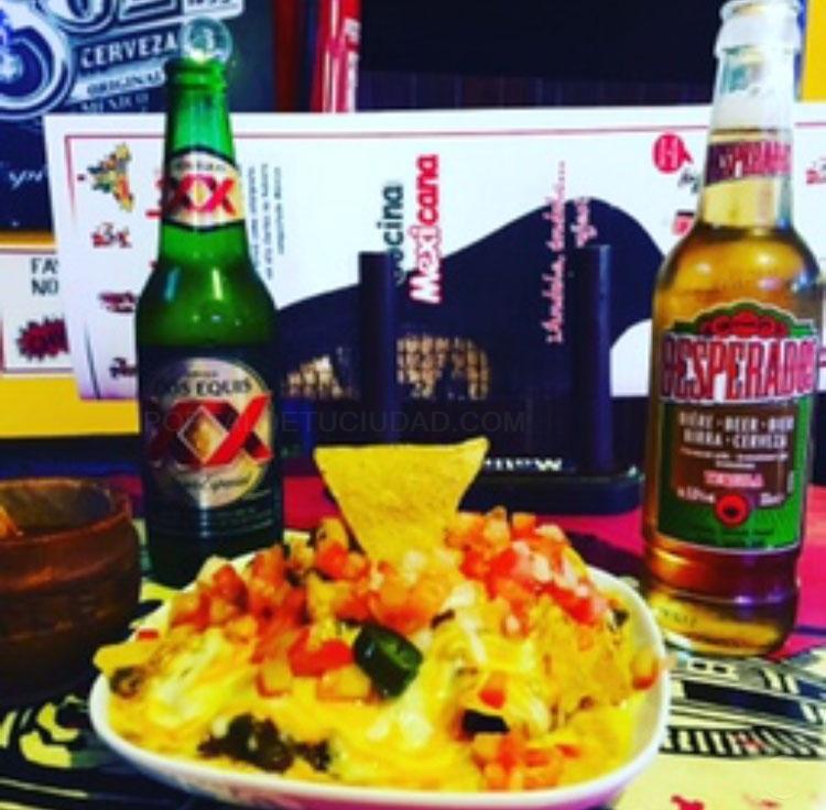 comida mexicana cáceres